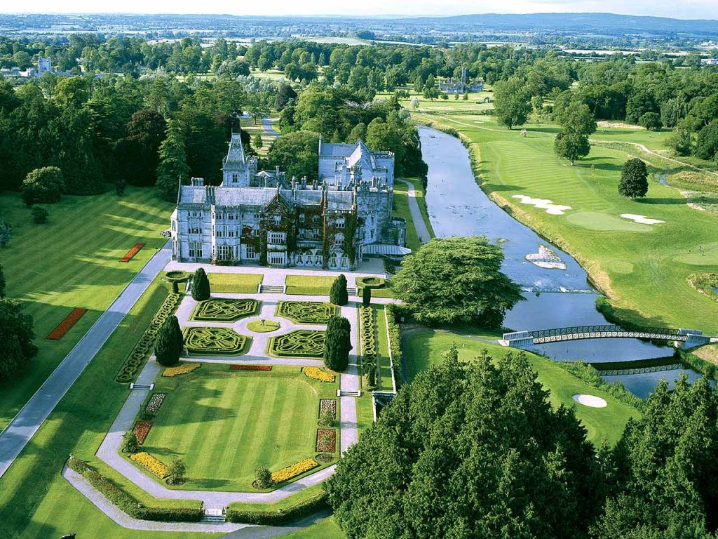 Ireland Golf Vacations - Adare Manor