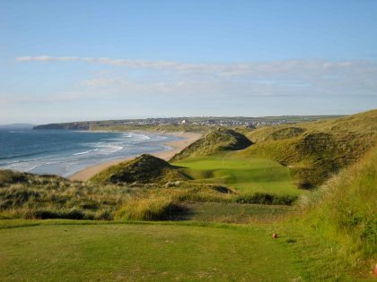Ireland Golf Vacations - Ballybunion by Steve Carr