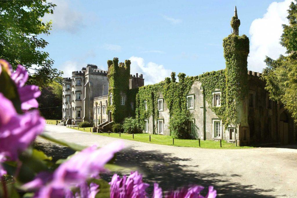 Escorted Ireland Castle Tour, Ballyseede Castle