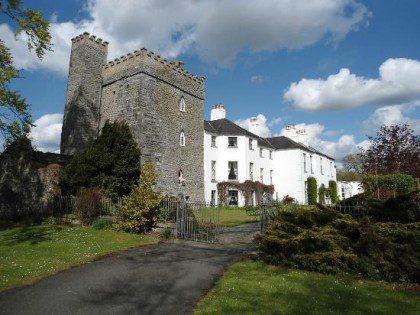 Ireland Castle Tour 2017 - Barberstown Castle
