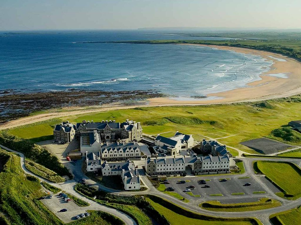 Ireland Golf Vacations - Doonbeg Lodge
