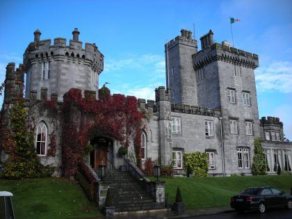 Ireland Castle Vacations - Dromoland Castle