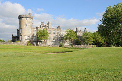 Ireland Castle Tour 2017 - Dromoland Castle