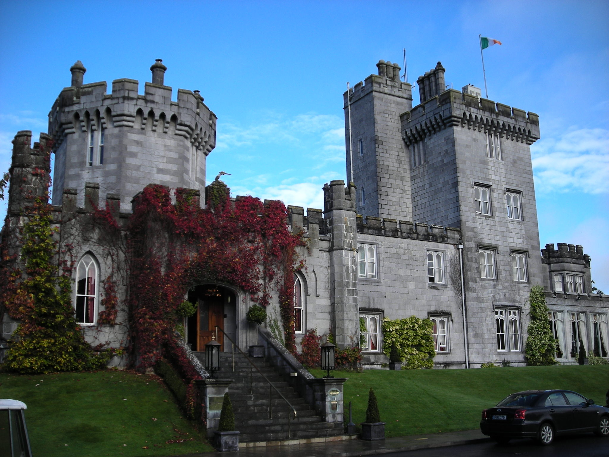 Ireland Castle Vacations Irish Castles Shamrock Vacations