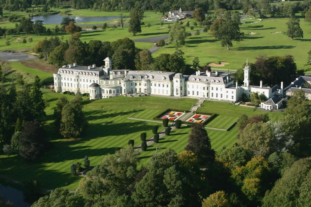 Ireland Golf Vacations - K Club