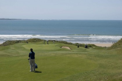 Ireland Golf Vacations - Lahinch
