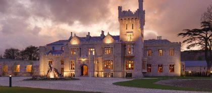 Ireland Castle Tour 2017 - Lough Eske Castle