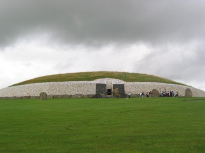 Ireland Self Drive Vacations - Newgrange