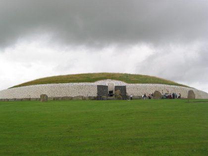 Ireland Self Drive Vacations - Newgrange