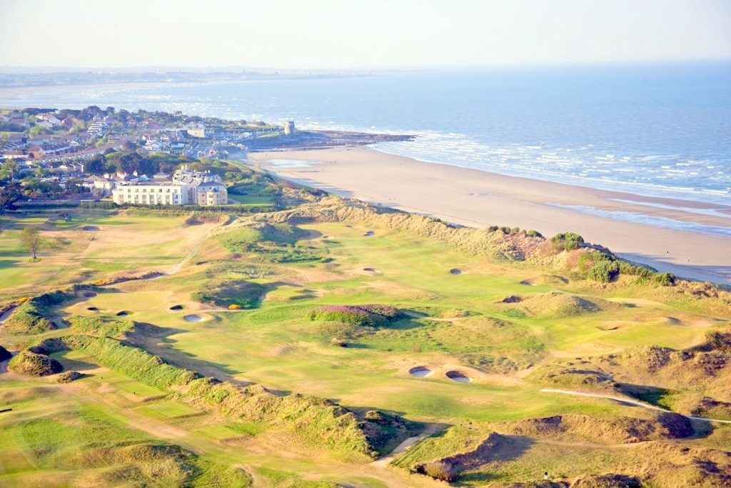 Ireland Golf Vacations - Portmarnock