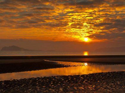 Ireland Golf Vacations - Sunset