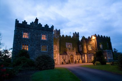 Chauffeur Driven Ireland Vacation - Waterford Castle