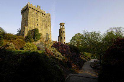 Ireland Self Drive vacations - Blarney Castle