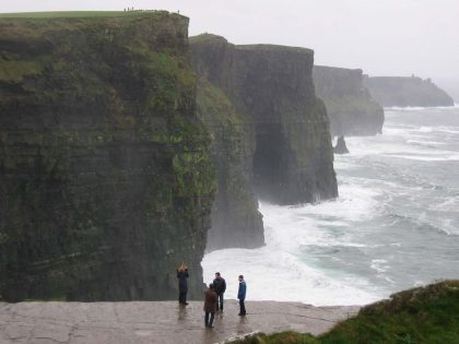 Ireland Self Drive Vacations - Cliffs of Moher