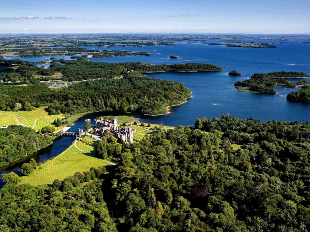 Ireland Luxury Train Journeys, Ashford Castle