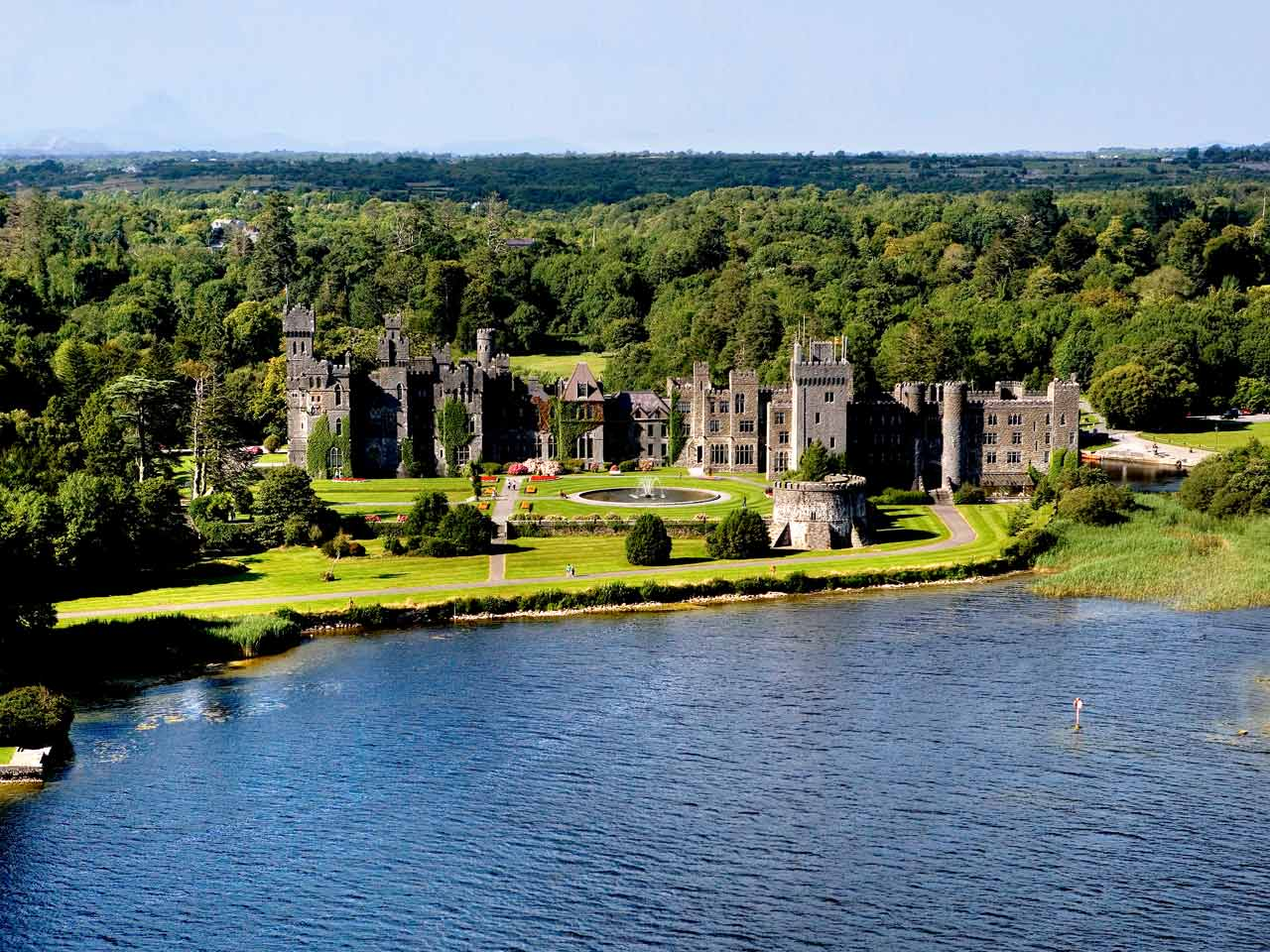 Ireland castle vacations stay in an irish castle for Hotels tours