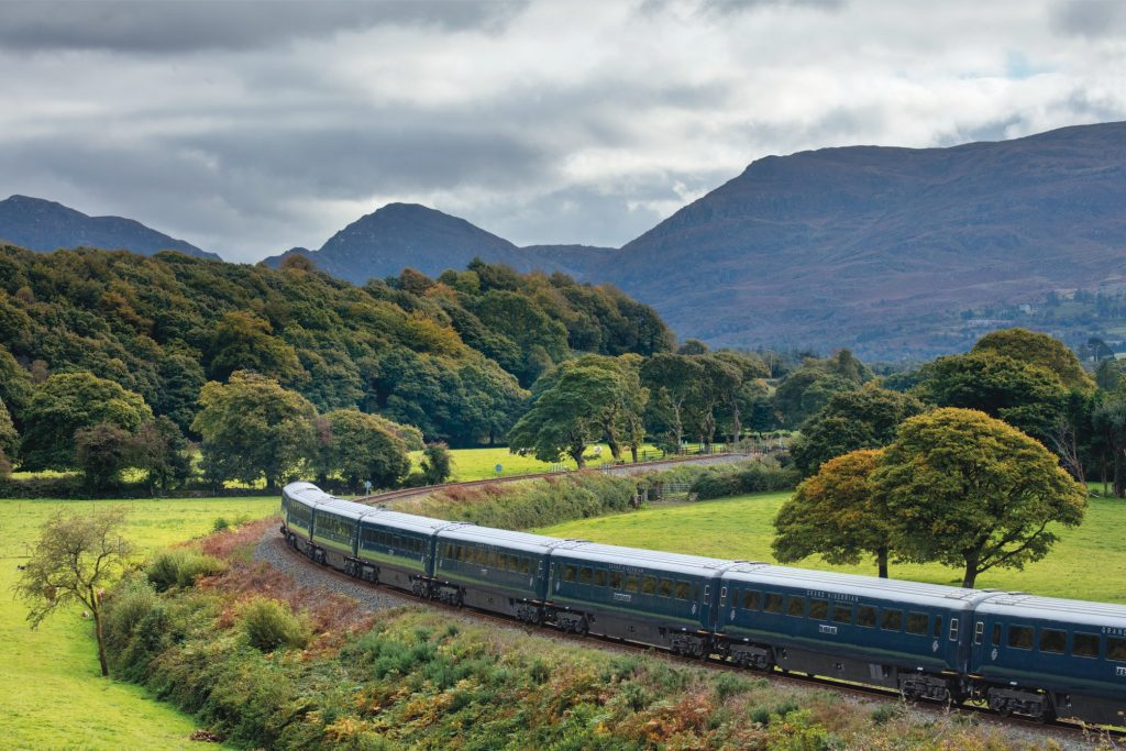 Ireland Luxury Train Journeys