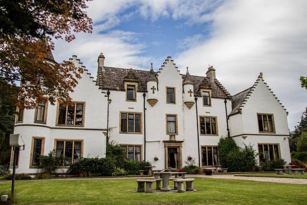 Escorted Scotland Castle Tour - Kincraig Castle, Scotland