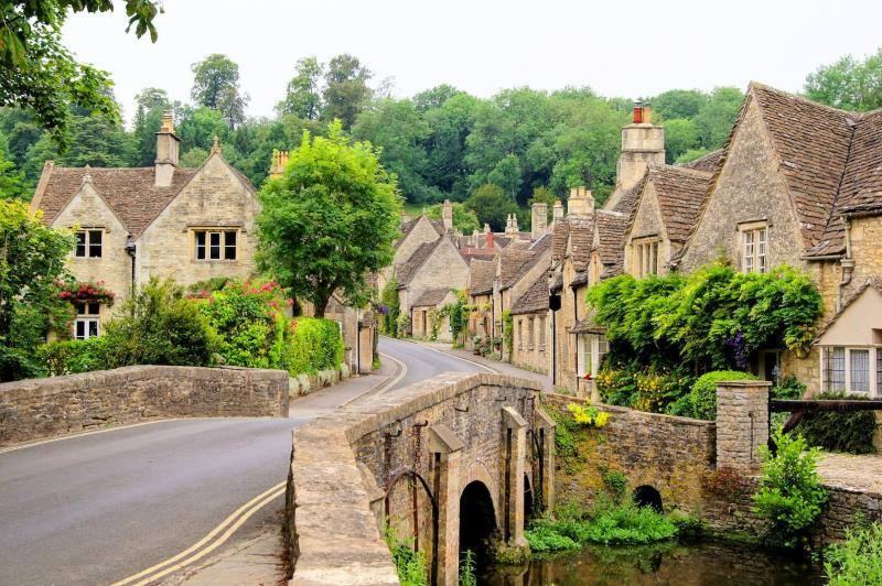 England Self Drive Vacations - The Cotswolds