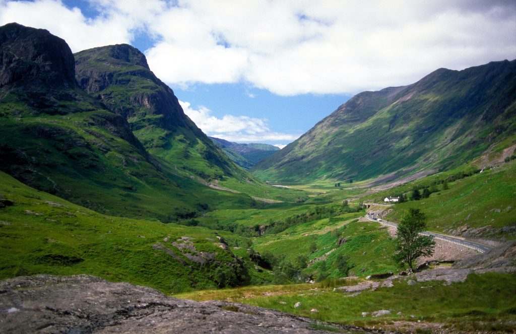 Scotland Self Drive Vacation - Glencoe