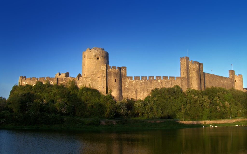 Wales Self Drive Vacation - Pembroke Castle
