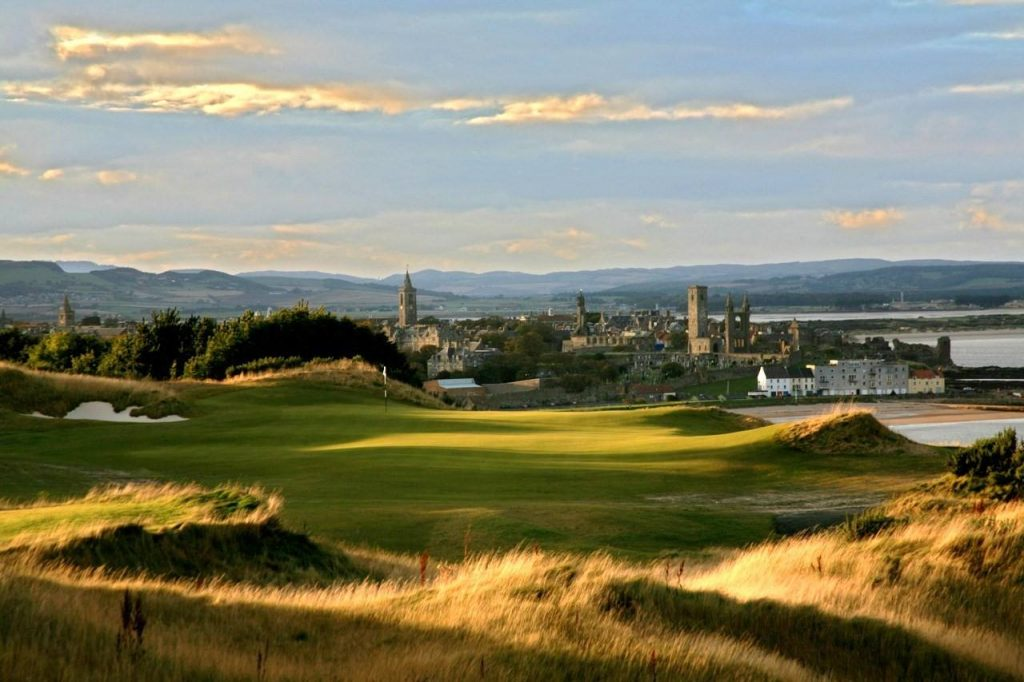 Scotland Self Drive Vacation - St Andrews