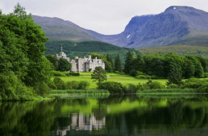Scotland Castle Vacation Packages Sheenco Travel - Scotland vacations