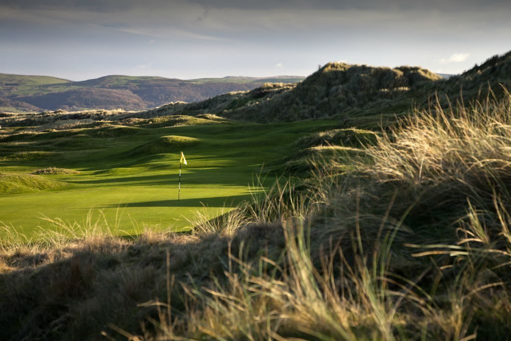 Wales Golf Vacations - Aberdovey Golf Links
