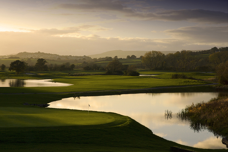 Wales Golf Vacations - Celtic Manor Golf Resort