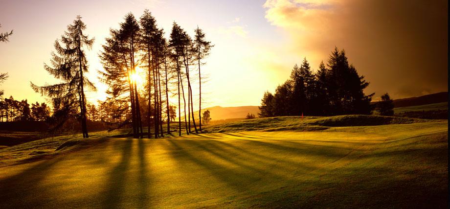Scotland Golf Vacations - Gleneagles Golf