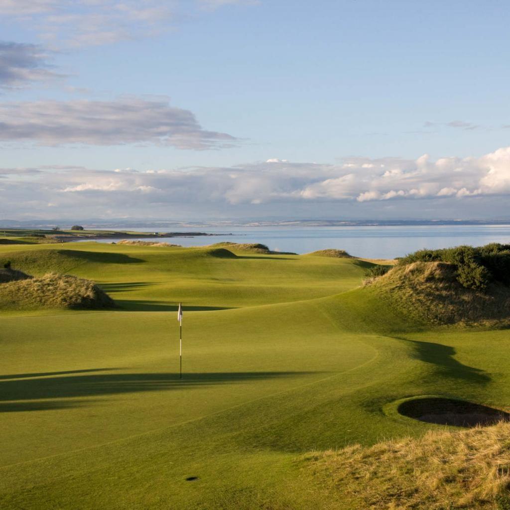 Scotland Golf Vacations - Kingsbarns Golf Links