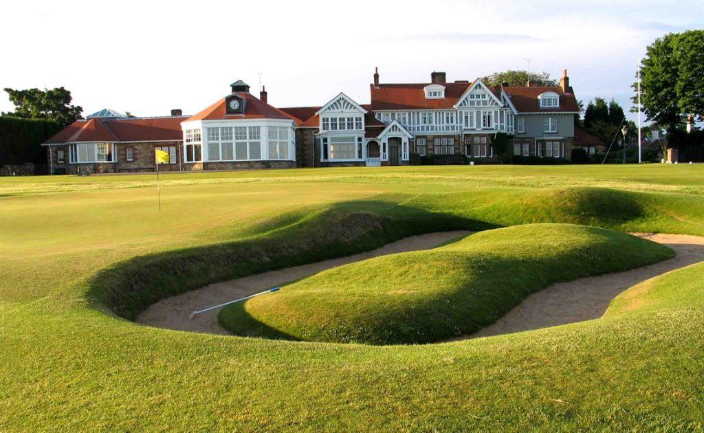 Scotland Golf Vacations - Muirfield Golf Links