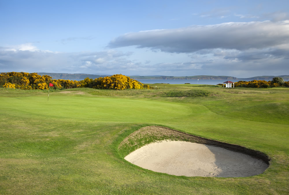 Scotland Golf Vacations - Nairn Golf Links