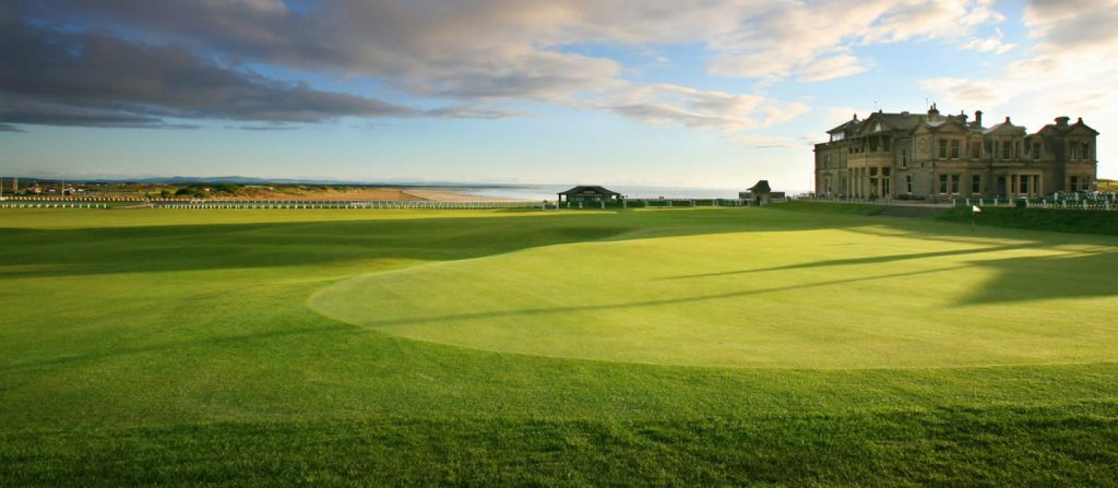 Scotland Golf Vacations - St Andrews Golf - Jubilee Course