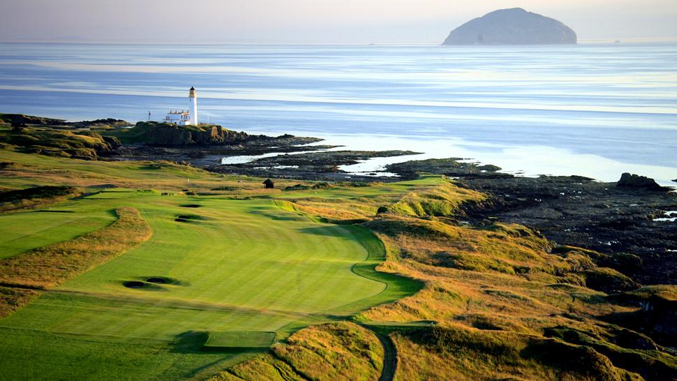 Scotland Golf Vacations - Turnberry Golf Links