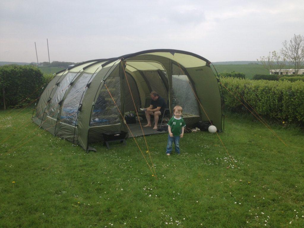 Meet the Team - Genevieve Sheehan - Camping