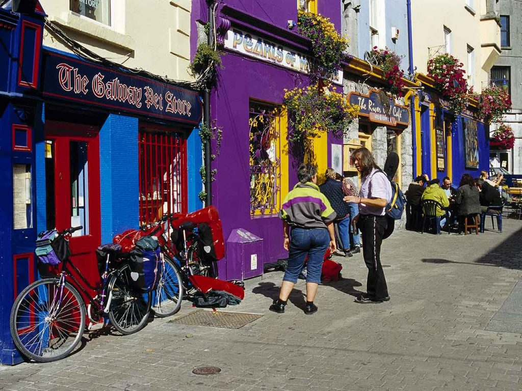 Ireland Group Tours, Galway