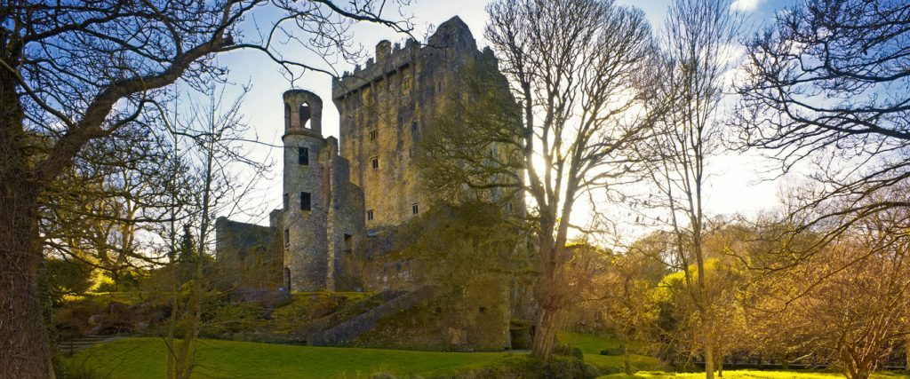 Ireland Luxury Train Journeys, Blarney Castle