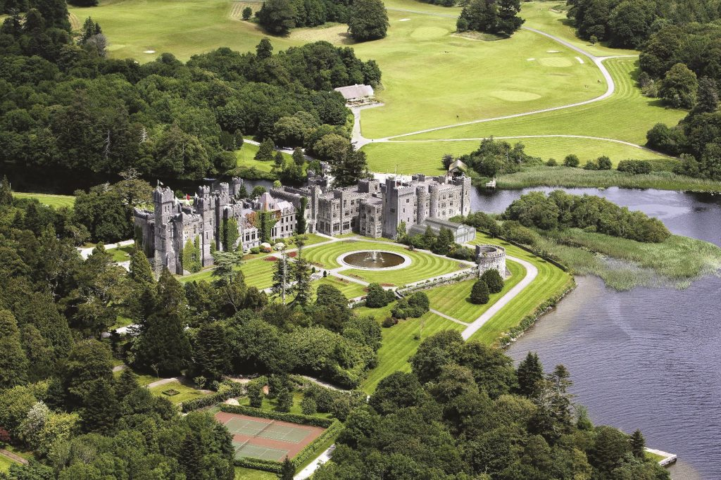 We Promise To......- Ashford Castle