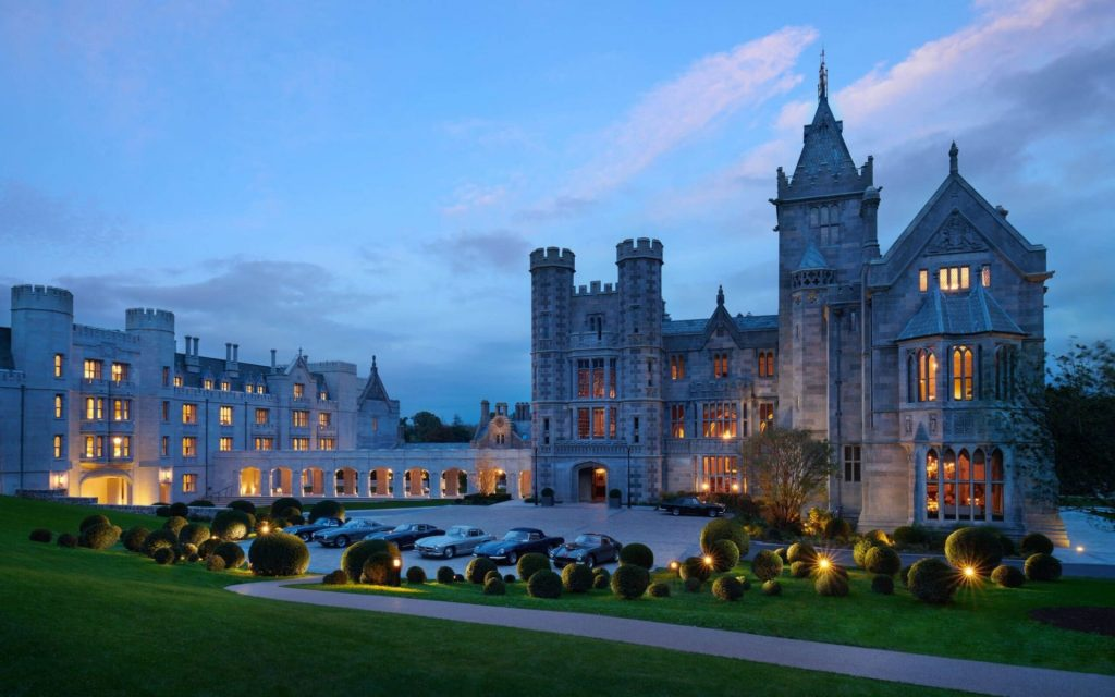 Honeymoons in Ireland, Adare Manor