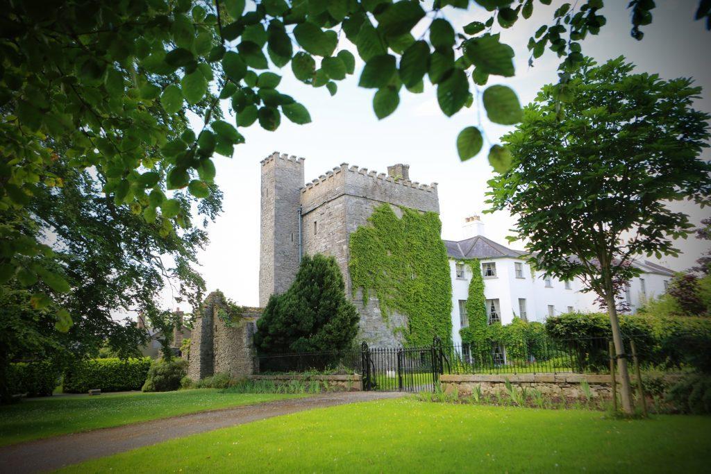 Escorted Ireland Castle Tour, Barrettstown Castle