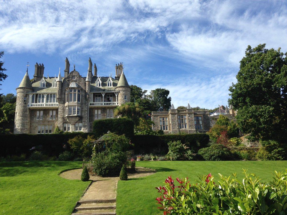 Chateau Rhianfa, the best of wonderful Wales