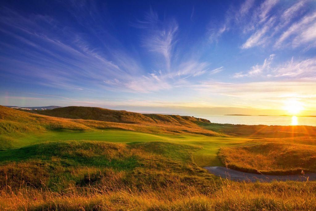 Ireland Golf Vacations, Rosses Point Golf Links Sligo