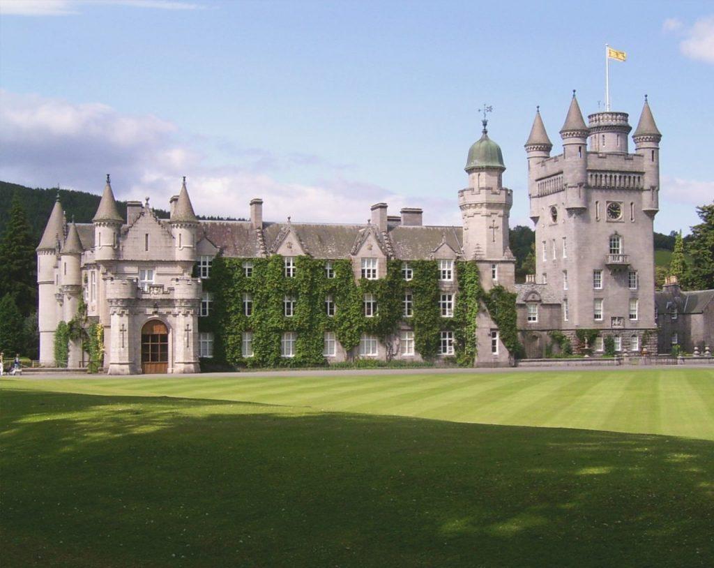 Custom Scotland Castle Tours - Dalmunzie Castle