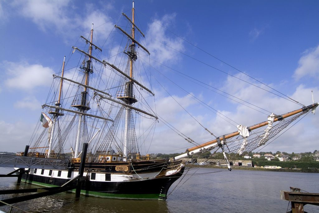 Ireland Group Tours, Dunbrody Emigrant Ship