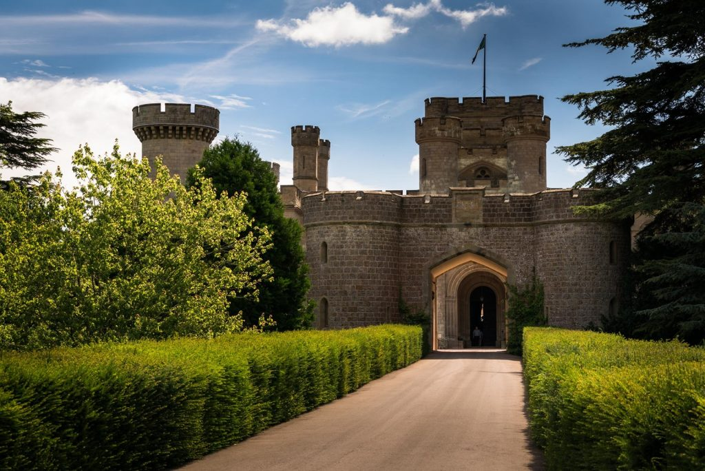 Exclusive Castle Rental England, Eastnor Castle