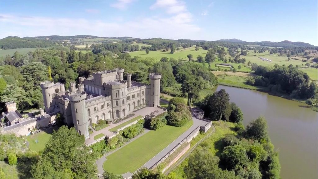 England Vacations  -Eastnor Castle