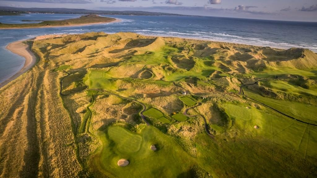 Ireland Golf Vacations, Enniscrone
