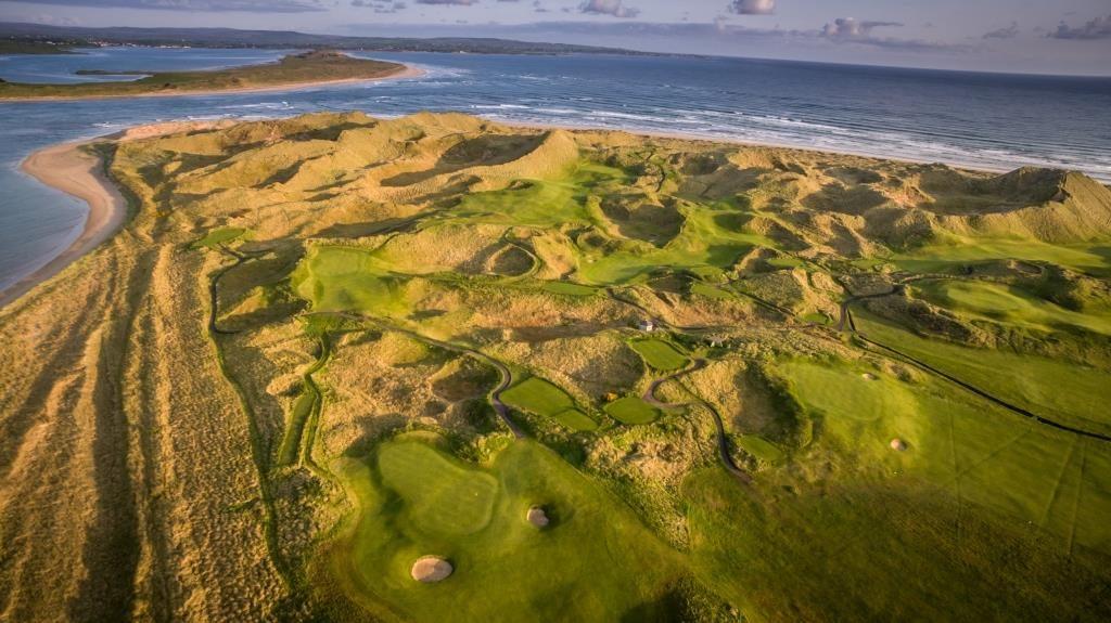 Ireland Golf Vacations, Enniscrone