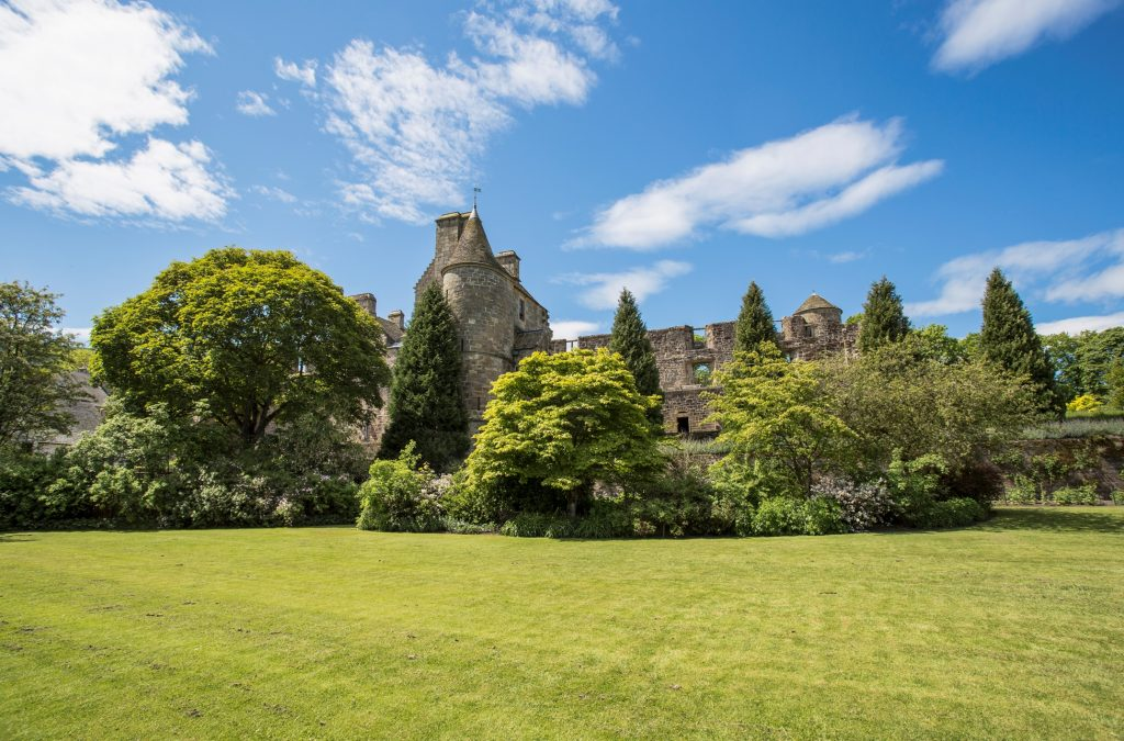 Scotland Self Drive Vacation - Falkland Palace